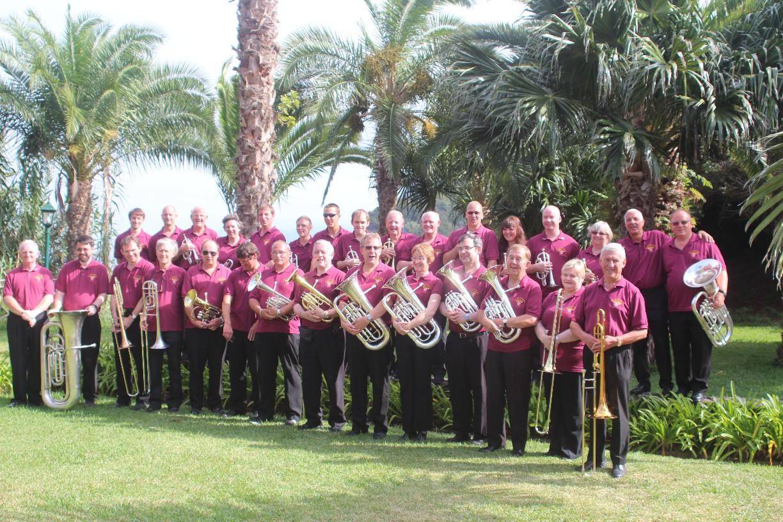 Die City of Southampton Brass Band, © Marc Crisp