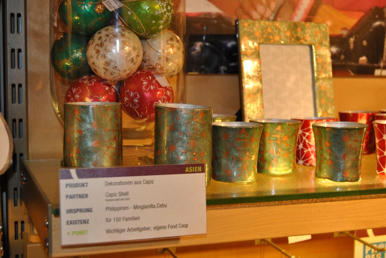 Fair Trade Produkte - Shoppen bei Contigo