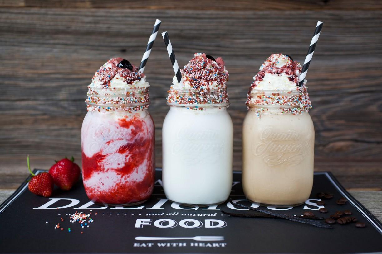 Milkshakes zum verlieben - © Yvonne Most