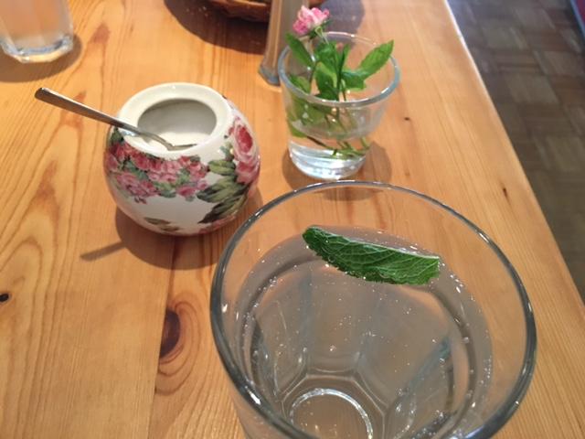Einfach erfrischend: die hausgemachte Holunderblütenlimonade. Foto (c) Beate Krämer