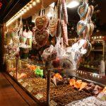 Süße Leckereien bei Weihnachten am Meer in Wilhelmshaven