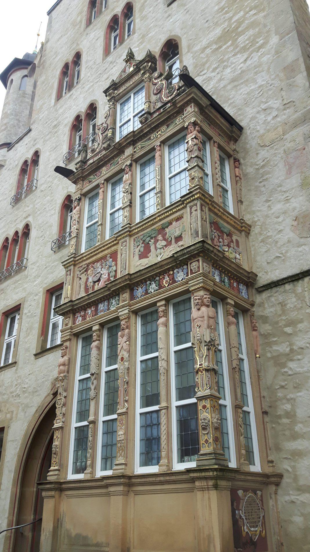 Außenfassade des Tempelhauses (C) Keno Hennecke