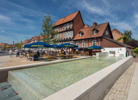 Plätze am Wasser in Wolfenbüttel